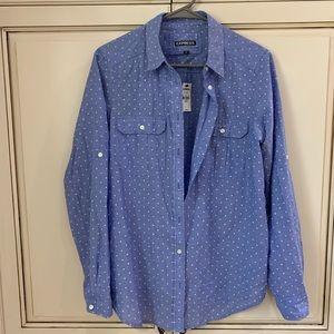 Women's Express button up shirt